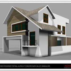 Residential Villas, Size/ Area: 2100sqft