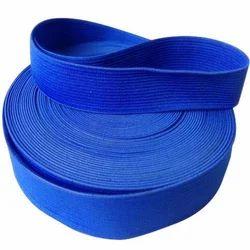 Blue 400D PP Narrow Woven Fabric