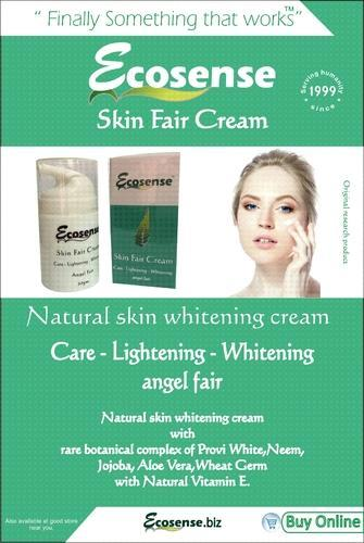 Ecosense Skin Fair Cream