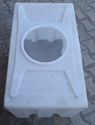 White PVC 200 Ltr Water Tank, for Water Storage