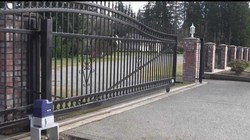 AUTOMATION SLIDING GATE