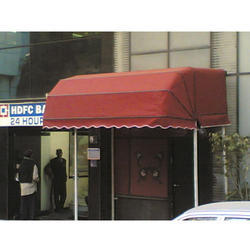 Retractable Basket Awning
