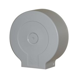 JRD White Jumbo Roll Towel Dispenser