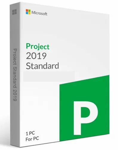 Microsoft Project Standard 2019 At Rs 37301 Unit Laxmi Nagar Delhi Id 20548131430