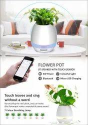 Portable Flowerpot Speaker
