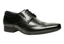 Bata Black Formal Shoes For Men F821692200, Size: 7 8 9 10
