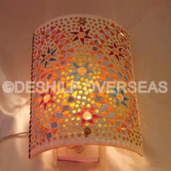 Mosaic Wall Lamps