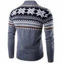 Mens Regular Fit Sweater