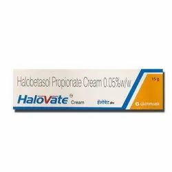 Halobetasol Propionate Cream 0.05%