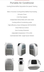 Daewo 4 Star Air Conditioners, Coil Material: Copper