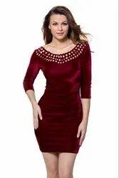 Woman Boldgal Women Mini Party Dresses