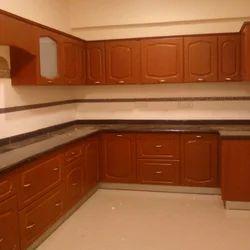 Plywood Smart Kitchen