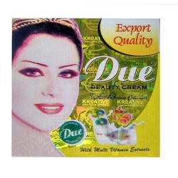 Due Beauty Cream