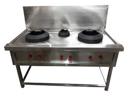 Three Burner Chinese Bhatti