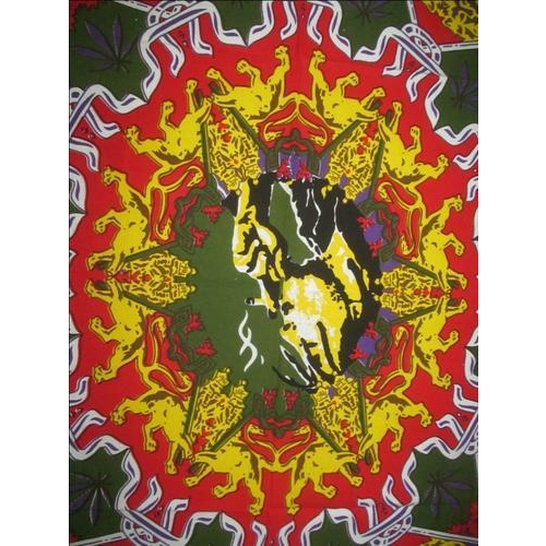 Indian Bob Marley Wall Hanging Paintings, Size: 40 X 35 Inches