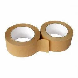 VIRAG Single Sided Kraft Paper Tapes, For Sealing, Size: 2 inch
