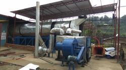 Standard Capacity: 1-50 TPH Saw Dust Dryer