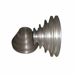 Drill Machine Pulley Ci And Aluminium