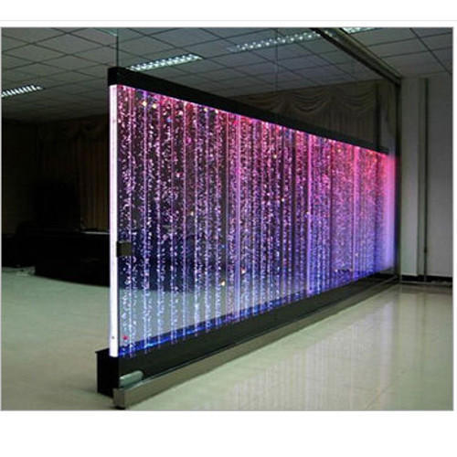 Indoor Water Screen Fountain At Rs 80000 Unit Glass Water Screen Fountain Id 15197664812