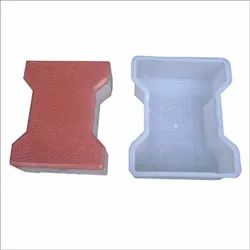 Pvc And Rubber Cover Block Mould