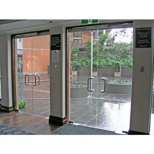 Frameless Glass Door Frameless Glass Door Sri Bhavani Enterprises