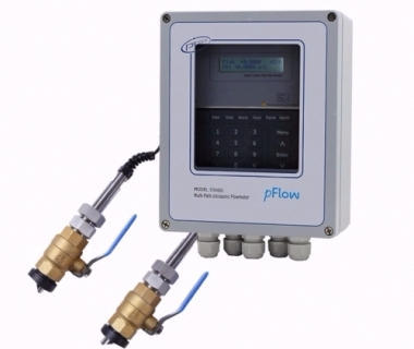 Multipath Ultrasonic Flow Meter D348D Plus
