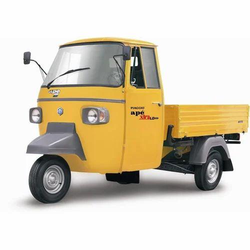 Piaggio Ape XTRA LD Diesel Cargo at Rs 212000 /piece | Guna | ID ...