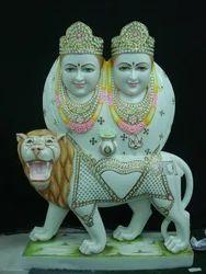 Chamunda Mata Statues