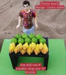 CLAY GOLU DOLLS