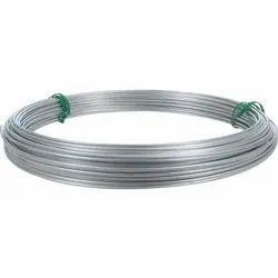 Hot Dip Galvanizing Galvanized Iron Binding Wire, Gauge Size: 16 mm