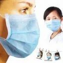 Surgical 3 Ply Face Mask with Earloop,Used for Personal Health, Virus Protection and Air Pollution