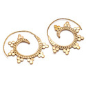 Cute Design Brass Earring