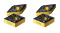 Dijet Carbide Inserts