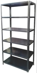 MS Slotted Angle Racks