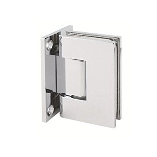 Stainless Steel Glass Door Hinges Satin Chrome Rs 1080 Piece