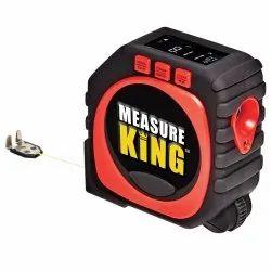 Black 3 in 1 Measuring Tape Measure King