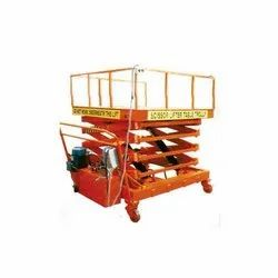 Electric High Scissor Lifter