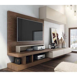 Wooden TV Unit Manufacturer from Greater Noida