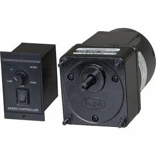 Single Phase 25 Watt Speed Control Motor