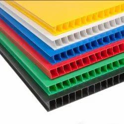 PP Waterproof Corrugated Sheet