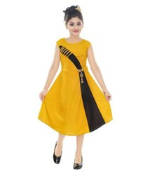 SBN Partywear Frock Dress For Girl