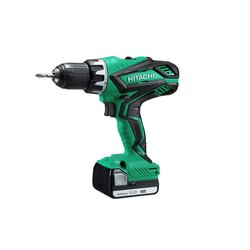 Cordless Drill Driver 14.4V Ds14djl : Hitachi
