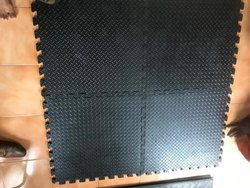Gym Interlock Rubber Floor mat