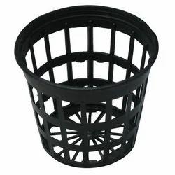 Round Hydroponics Net Pot, Size: 2