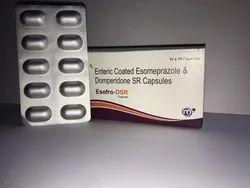 Esomeprazole 40 mg  Domperidone 30 mg