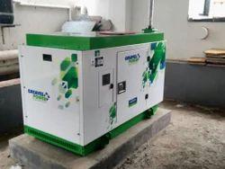 AC Three Phase Diesel Genset