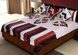 Fancy Design 5 Piece Silk Bedlinen Covers Set 421