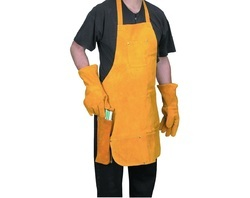 Leather Apron Set