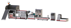 MICRO Automatic Recycling Extruder Machine, 12 Months , 100 - 600 KG/HR