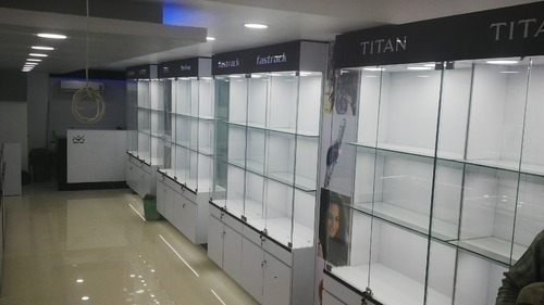 Mobile Phone Shop Interior Decoration